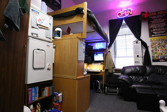 Freshman housing olivet nazarene university for Chapman laundry