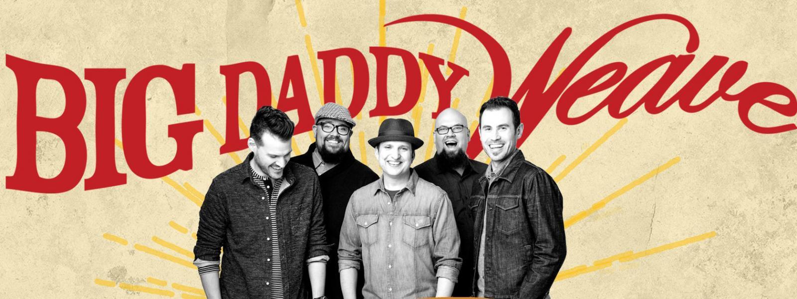 Shine Fm Presents Big Daddy Weave The Alive Tour